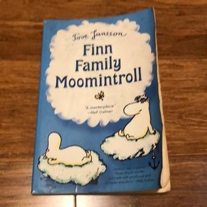 Finn Family Moomintroll book by Tove Jansson.